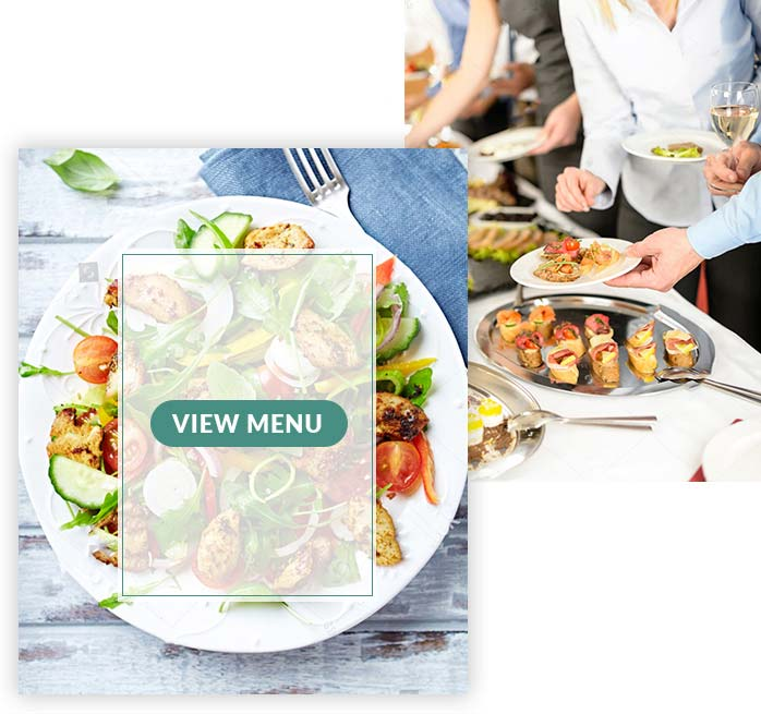 Byron Catering Dublin - Our menu